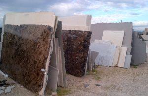 Taglio marmo ad acqua Perugia